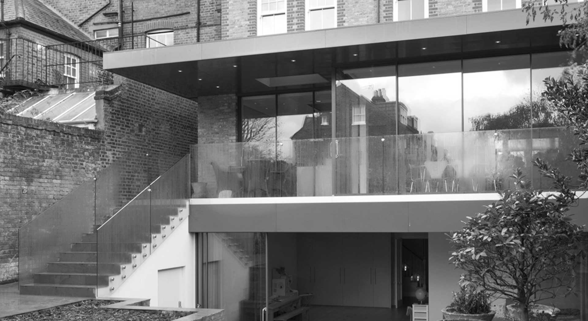 Bolingbroke Grove Wandsworth 2-Storey Extension, New Basement And Full Refurbishment 02