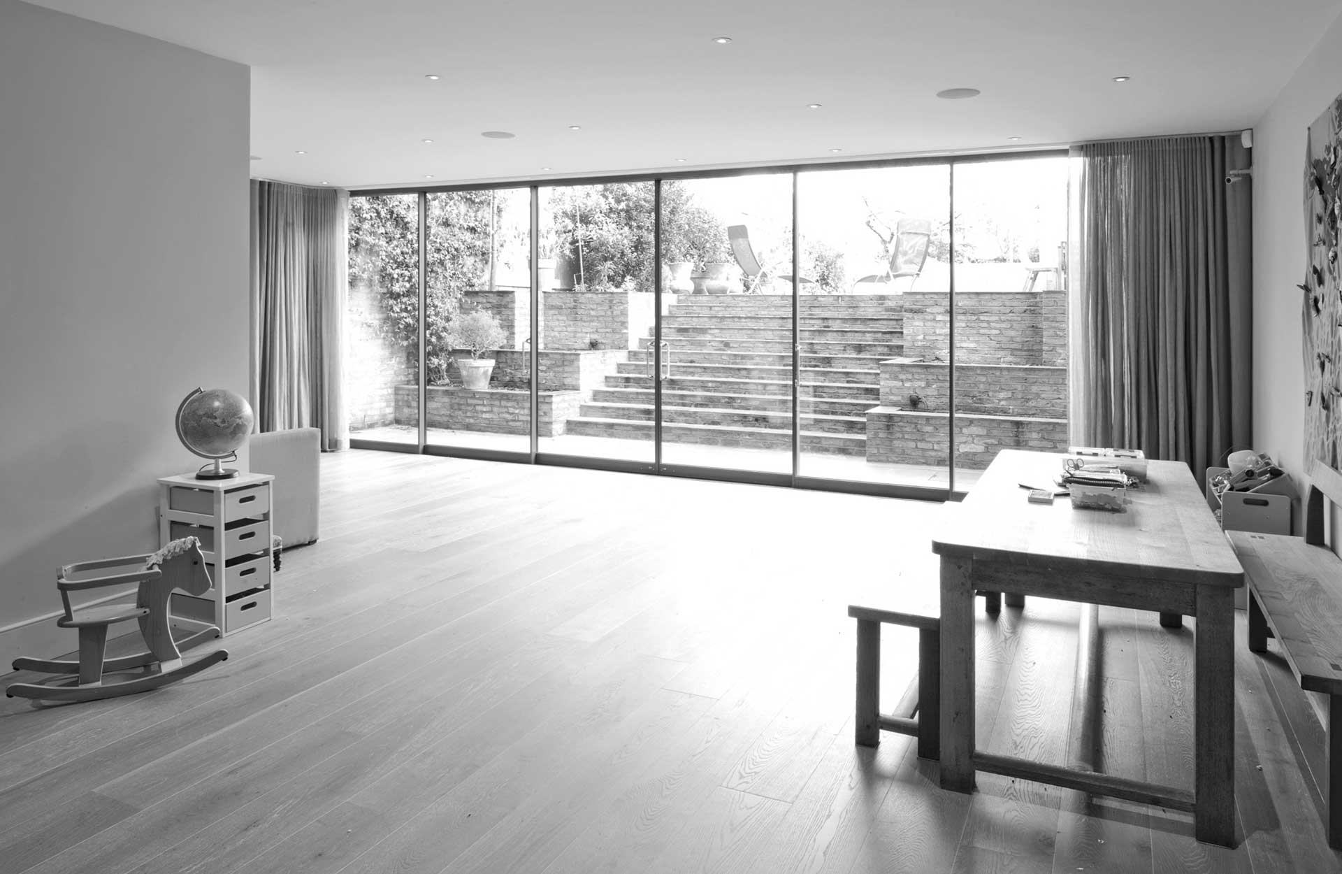 Bolingbroke Grove Wandsworth 2-Storey Extension, New Basement And Full Refurbishment 03