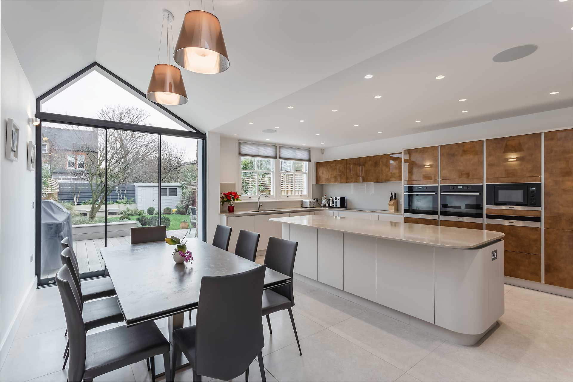 Nicosia Road Wandsworth Kitchen Extension, Whole House Refurbishment and New Basement 15