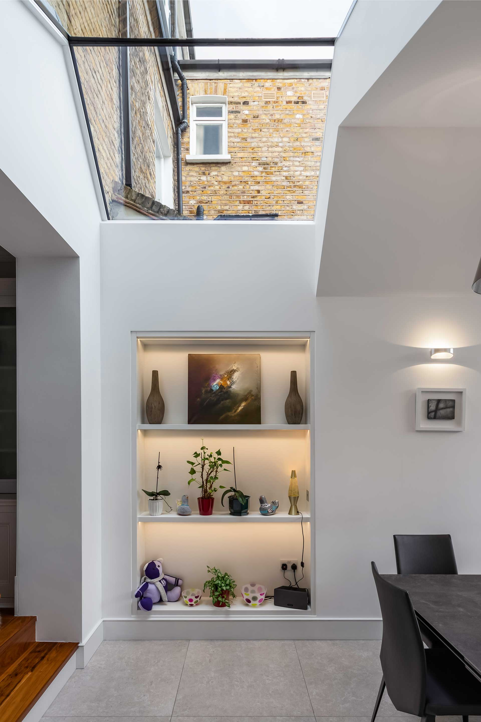 Nicosia Road Wandsworth Kitchen Extension, Whole House Refurbishment and New Basement 09