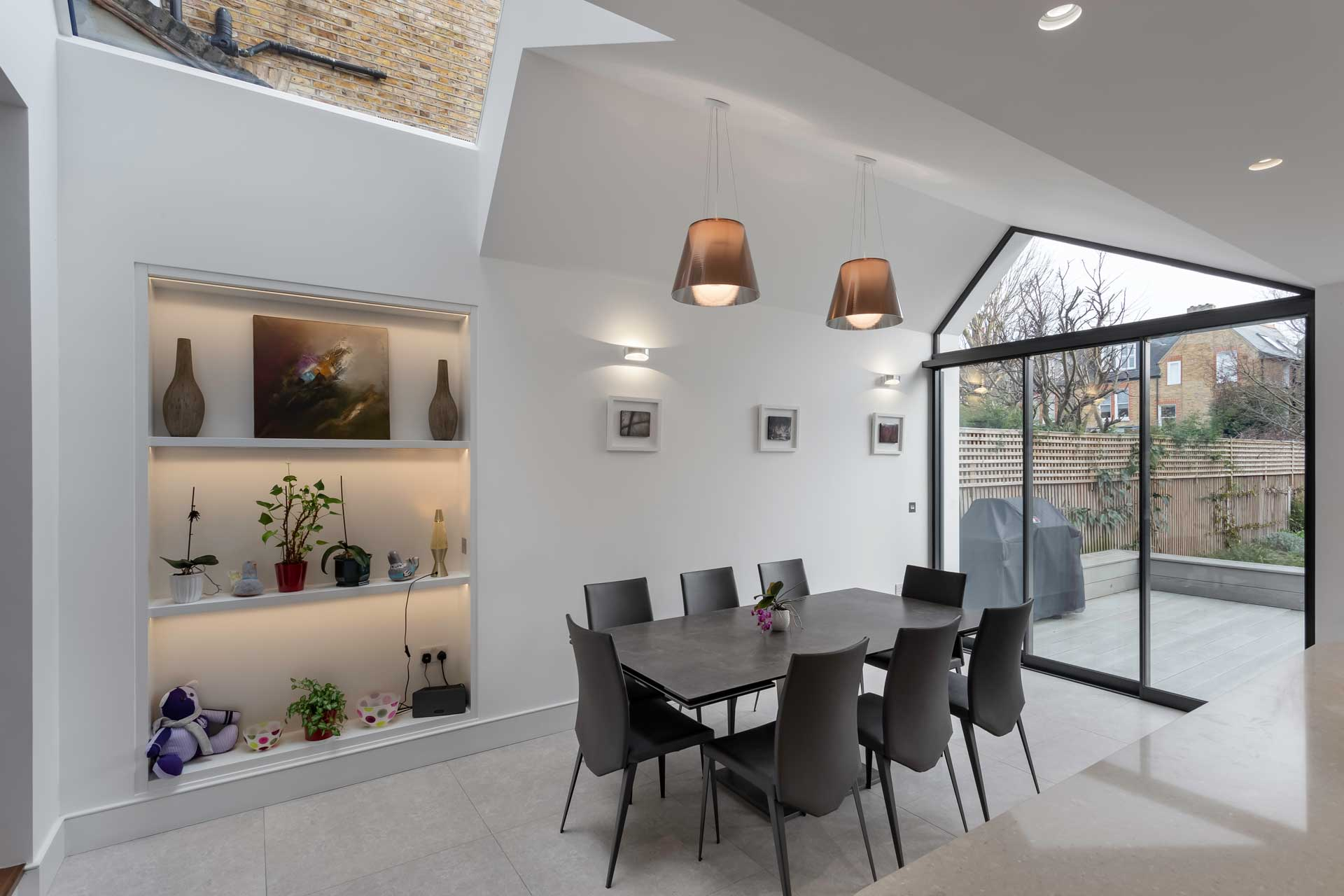 Nicosia Road Wandsworth Kitchen Extension, Whole House Refurbishment and New Basement 04