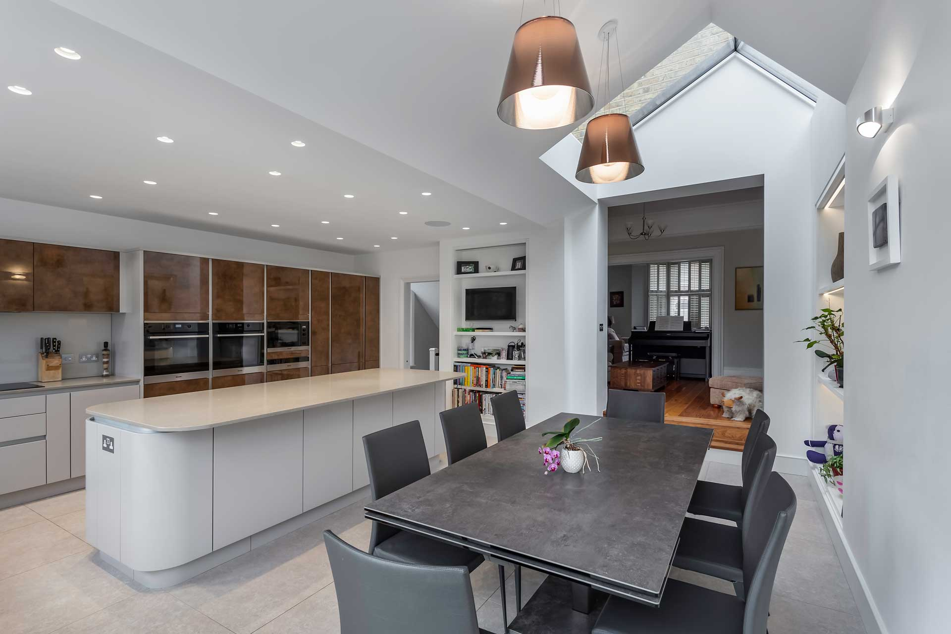 Nicosia Road Wandsworth Kitchen Extension, Whole House Refurbishment and New Basement 05