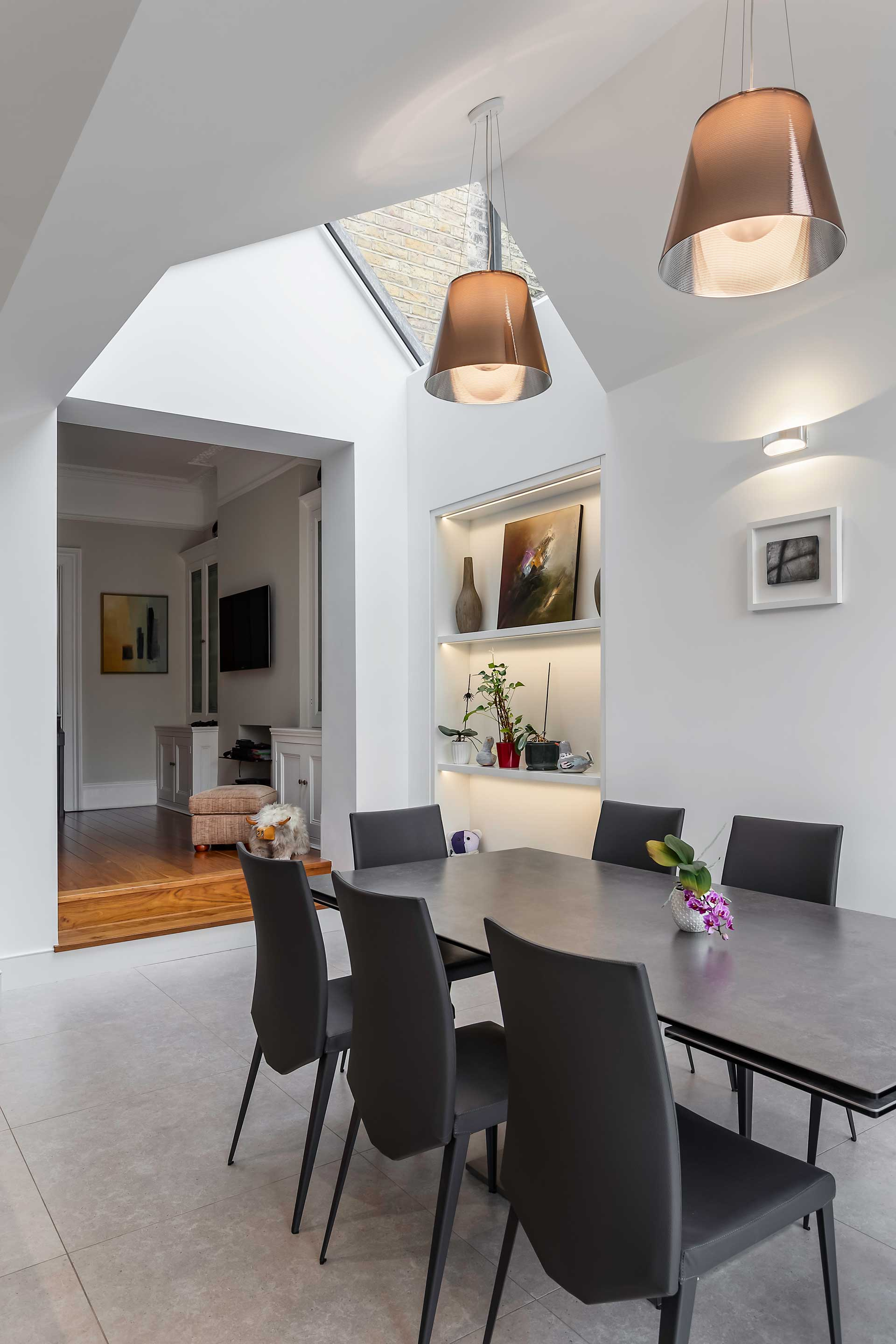 Nicosia Road Wandsworth Kitchen Extension, Whole House Refurbishment and New Basement 06