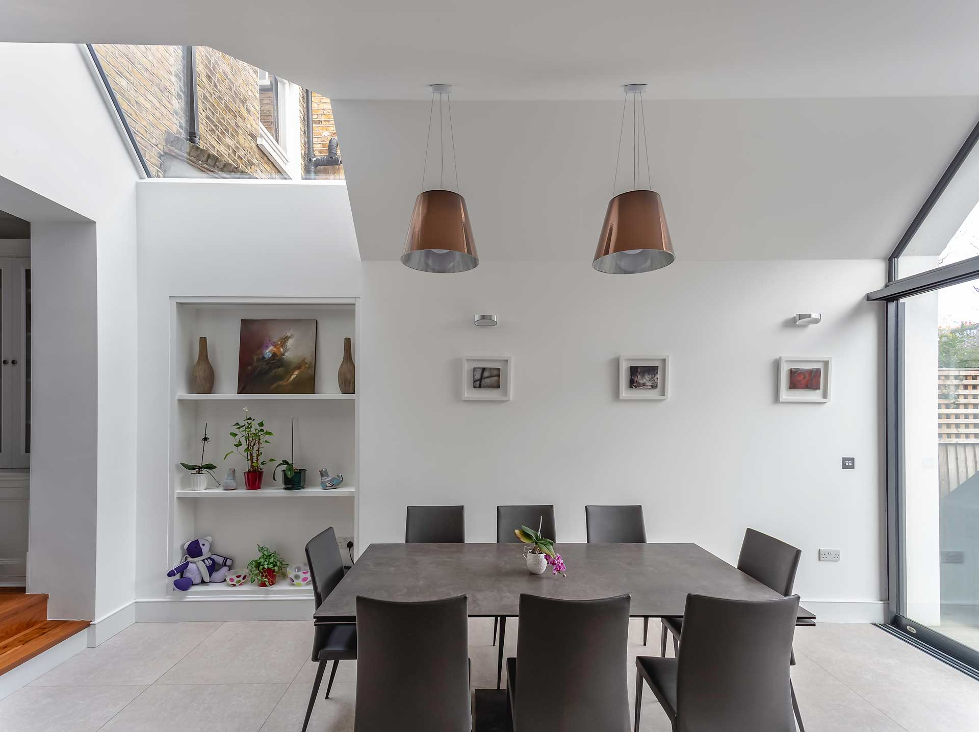 Nicosia Road Wandsworth Kitchen Extension, Whole House Refurbishment and New Basement 07
