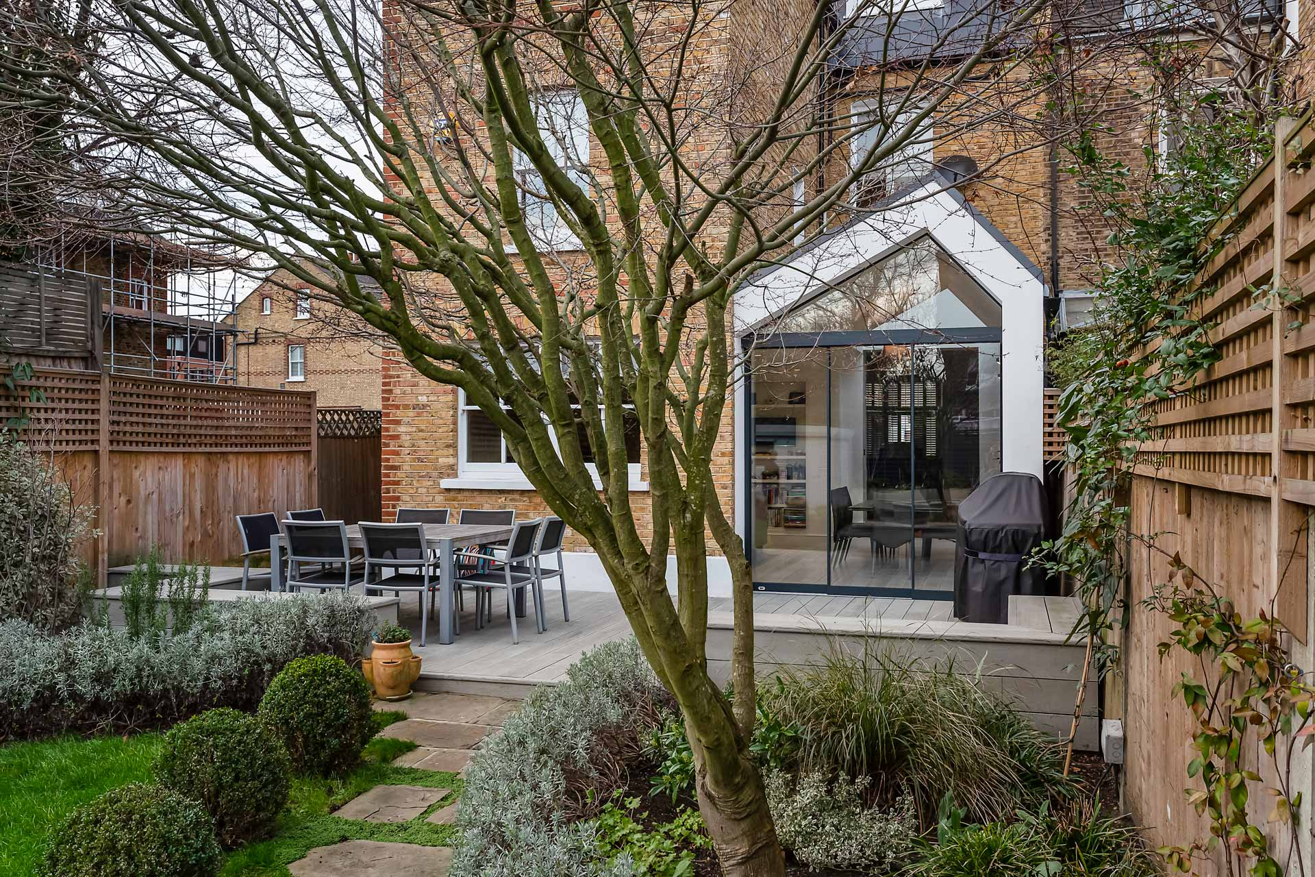 Nicosia Road Wandsworth Kitchen Extension, Whole House Refurbishment and New Basement 08