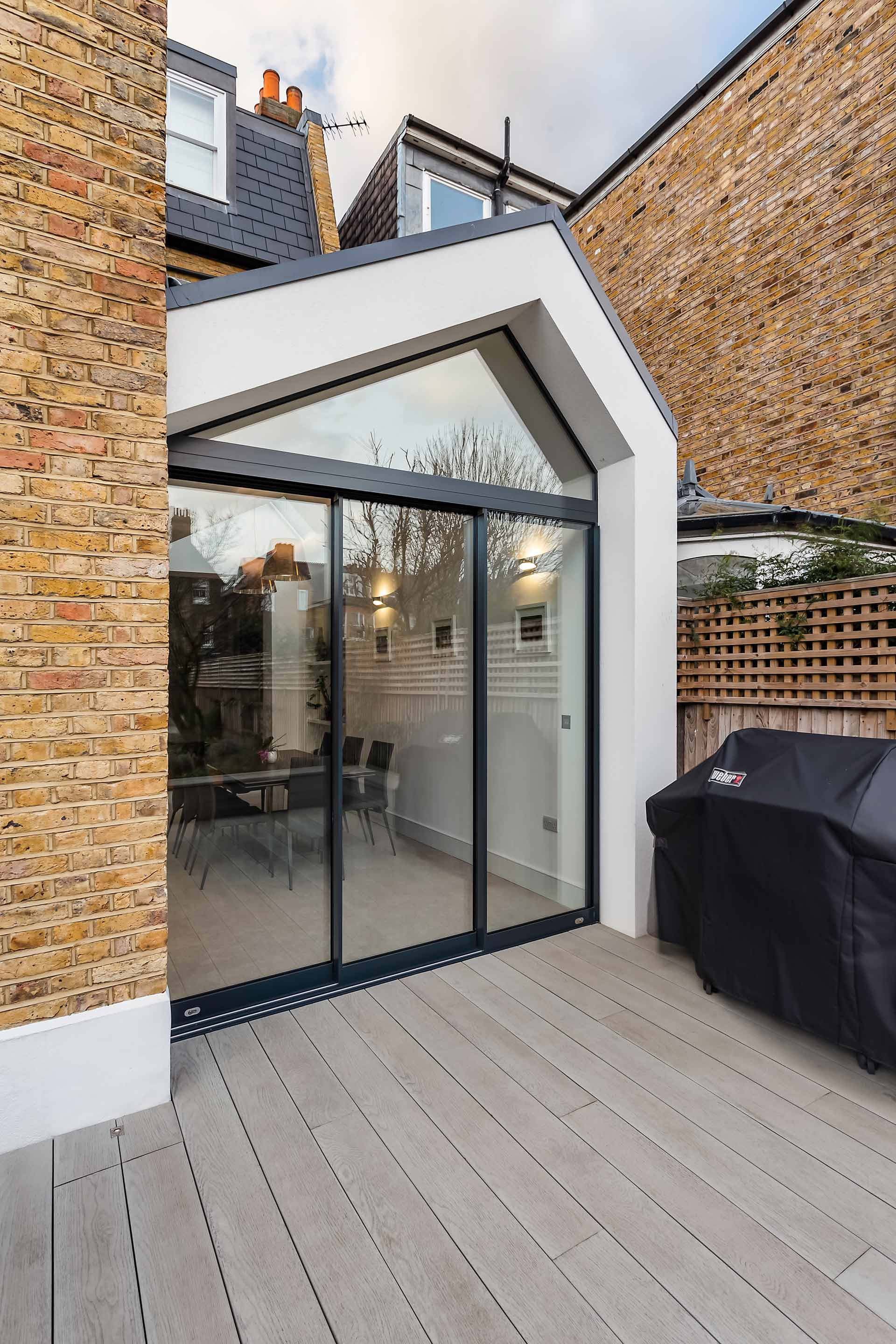 Nicosia Road Wandsworth Kitchen Extension, Whole House Refurbishment and New Basement 02