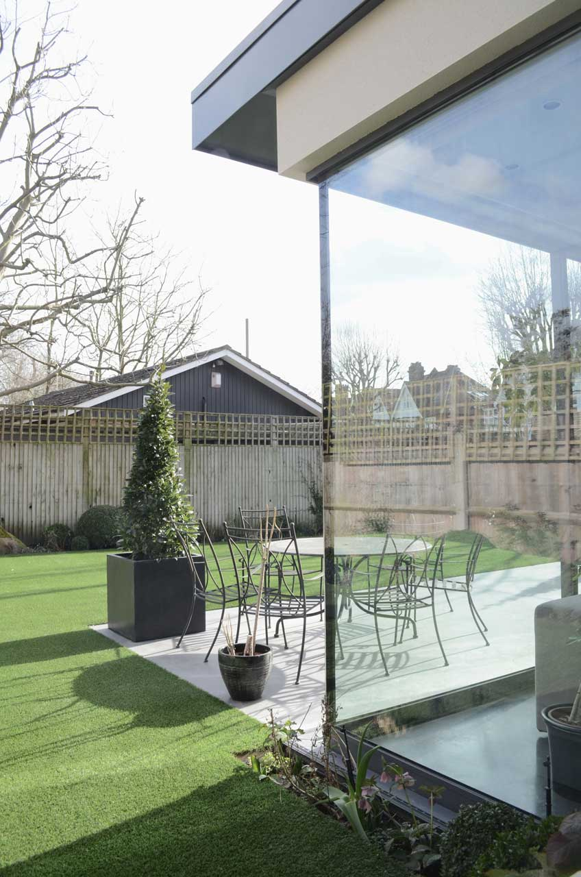 Routh Road Wandsworth 3-Storey Side Extension, Rear Extension and Refurbishment 03