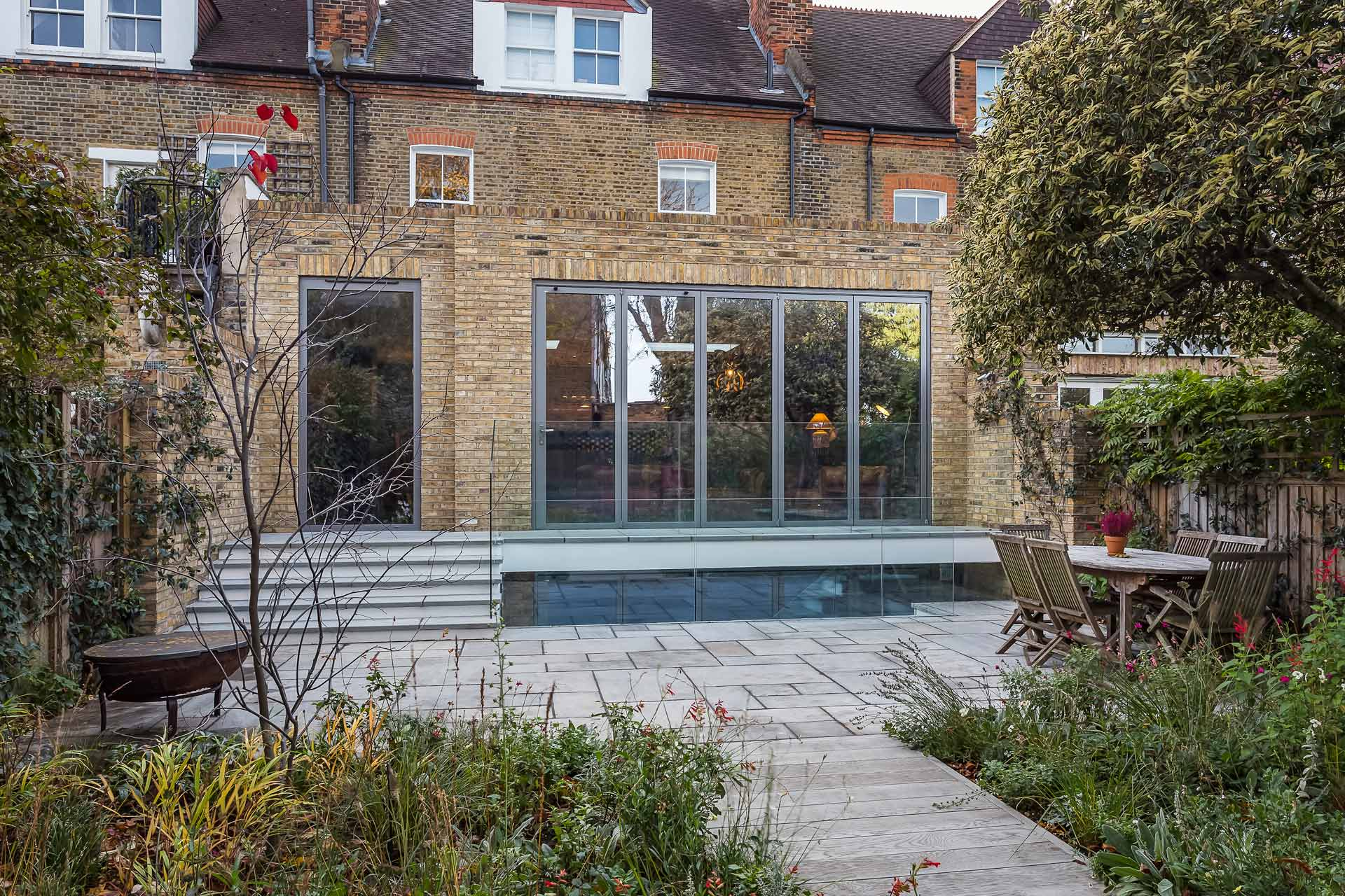 Bolingbroke Grove Wandsworth Ground Floor And Basement Extension 14