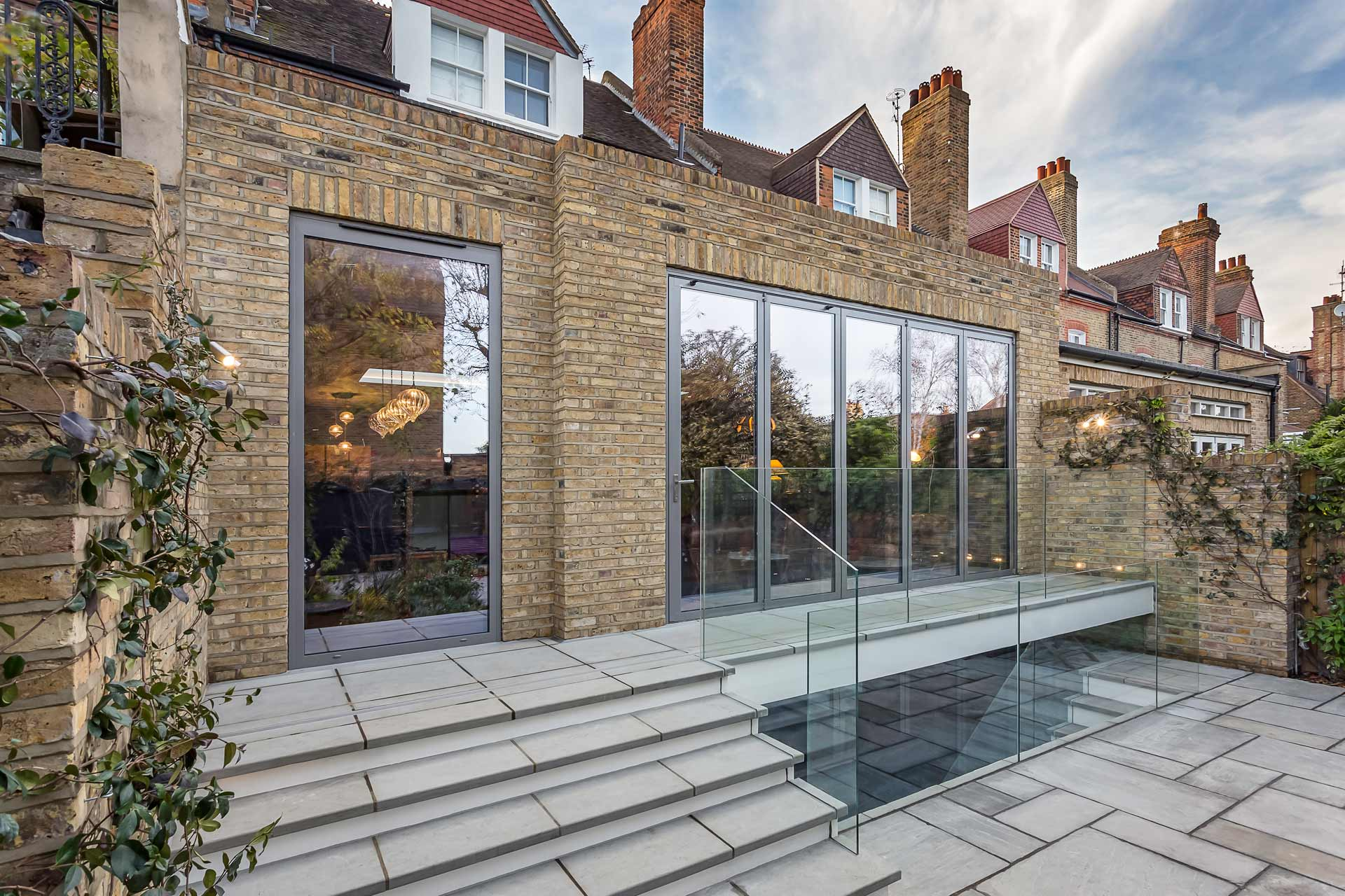 Bolingbroke Grove Wandsworth Ground Floor And Basement Extension 08