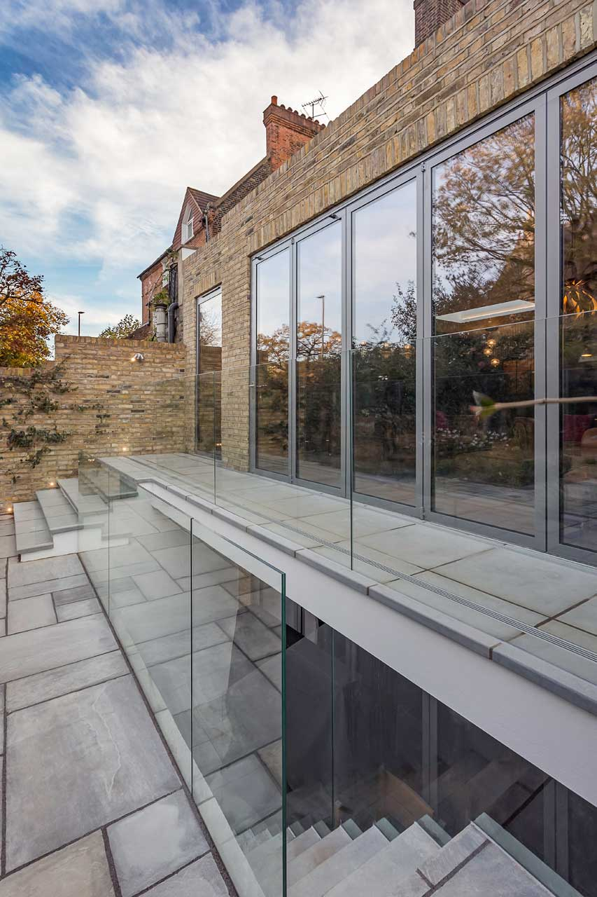 Bolingbroke Grove Wandsworth Ground Floor And Basement Extension 04
