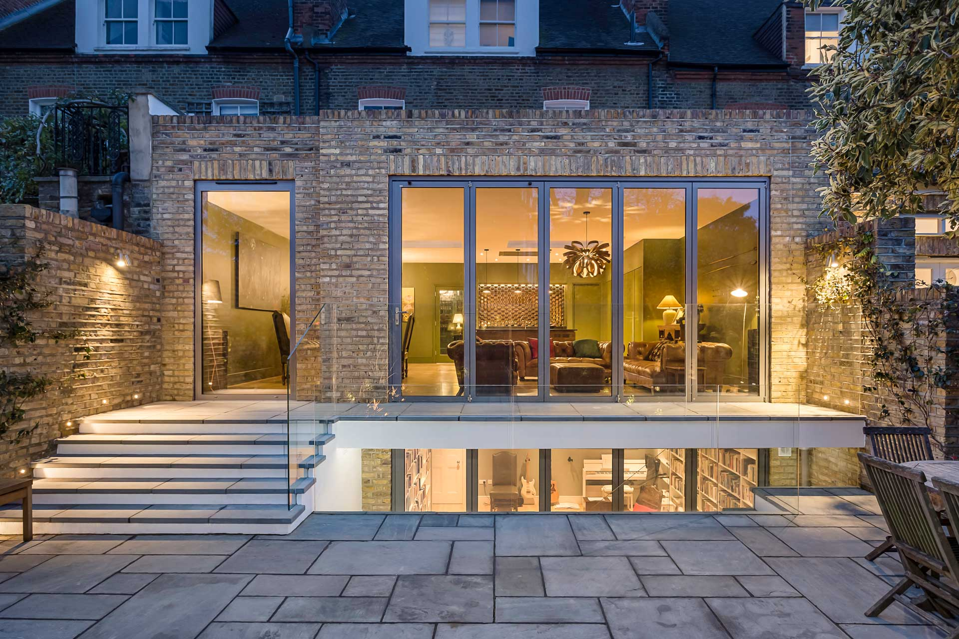 Bolingbroke Grove Wandsworth Ground Floor And Basement Extension 13