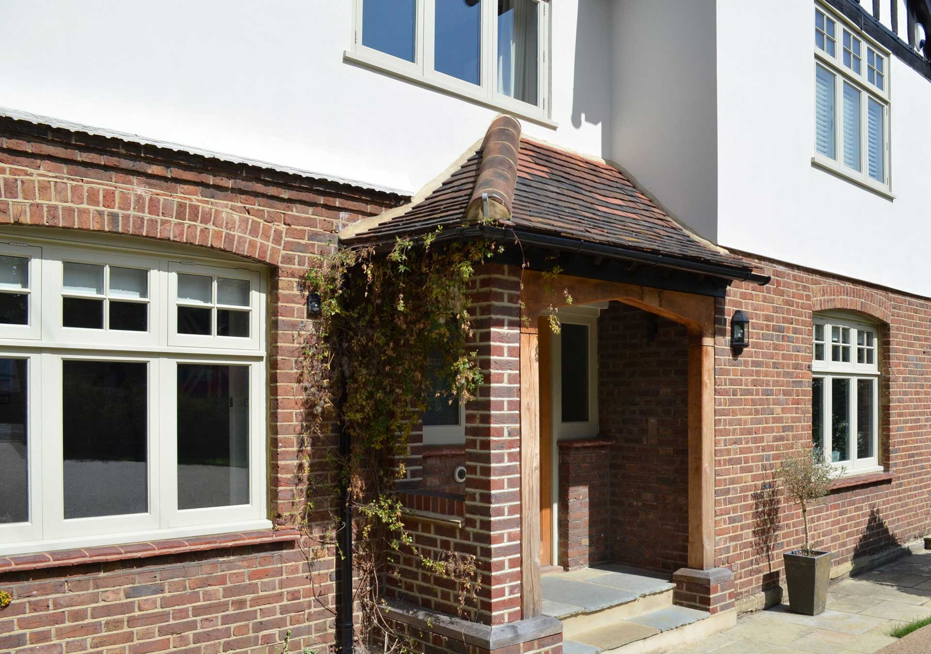 Ernle Road Wimbledon Remodelling, Refurbishing and Extending Of A Detached House 03