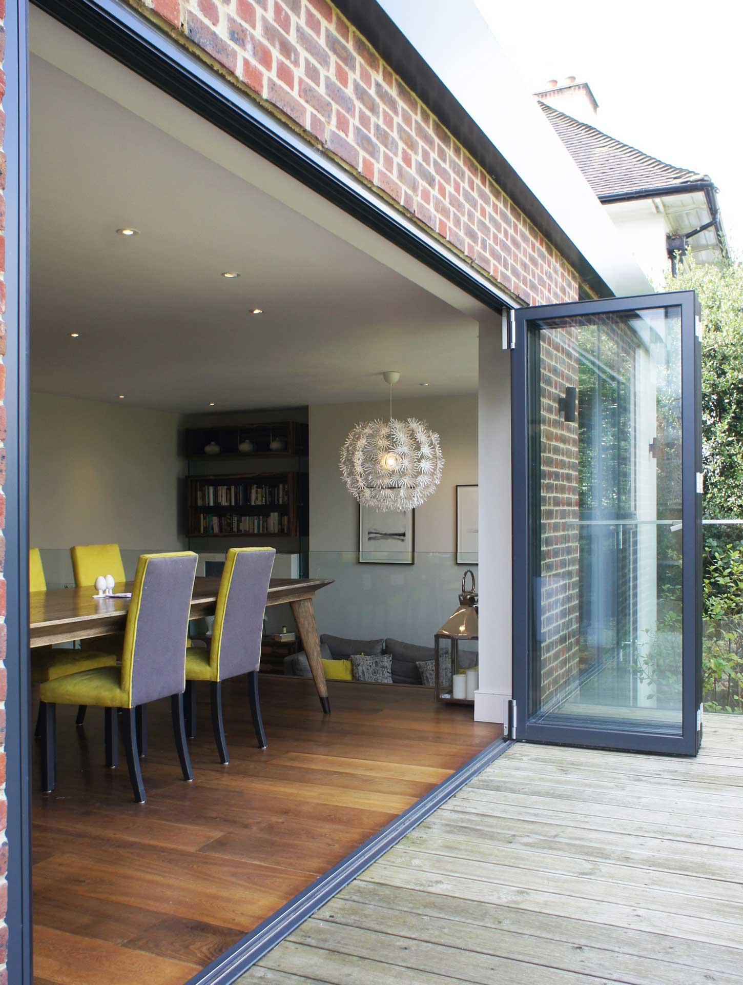 Ernle Road Wimbledon Remodelling, Refurbishing and Extending Of A Detached House 12