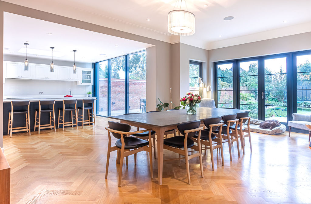 Belverdere Avenue  Wimbledon Village Single Storey Extension And Full Refurbishment 010
