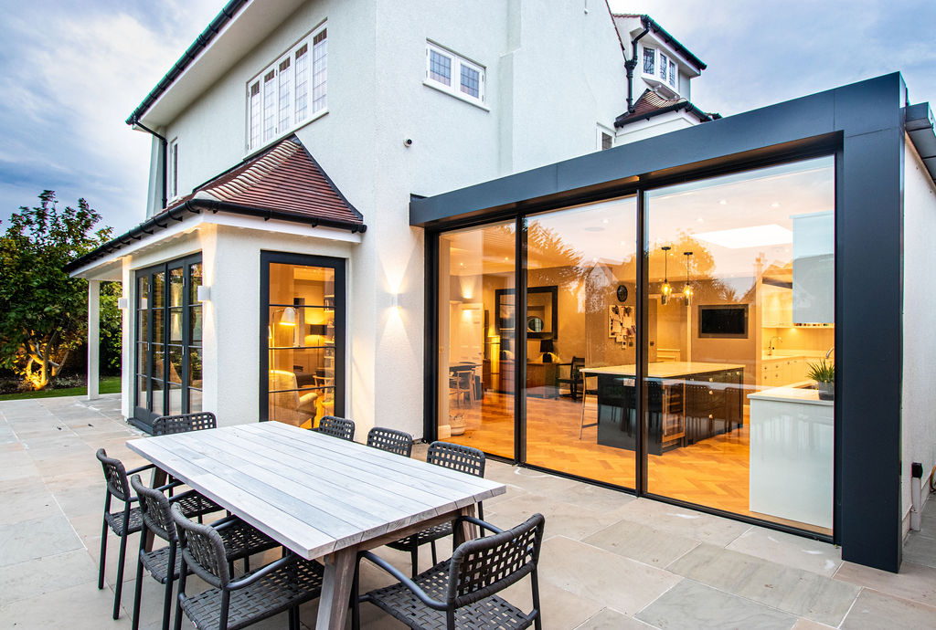 Belverdere Avenue  Wimbledon Village Single Storey Extension And Full Refurbishment 13