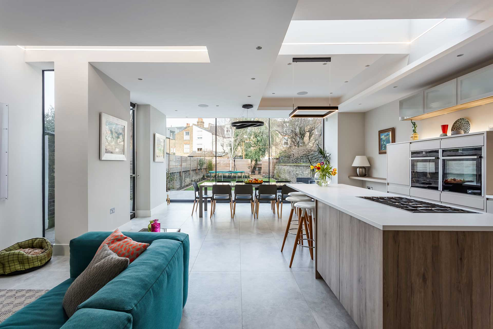 Ritherdon Road Balham Extension And Refurbishment 11