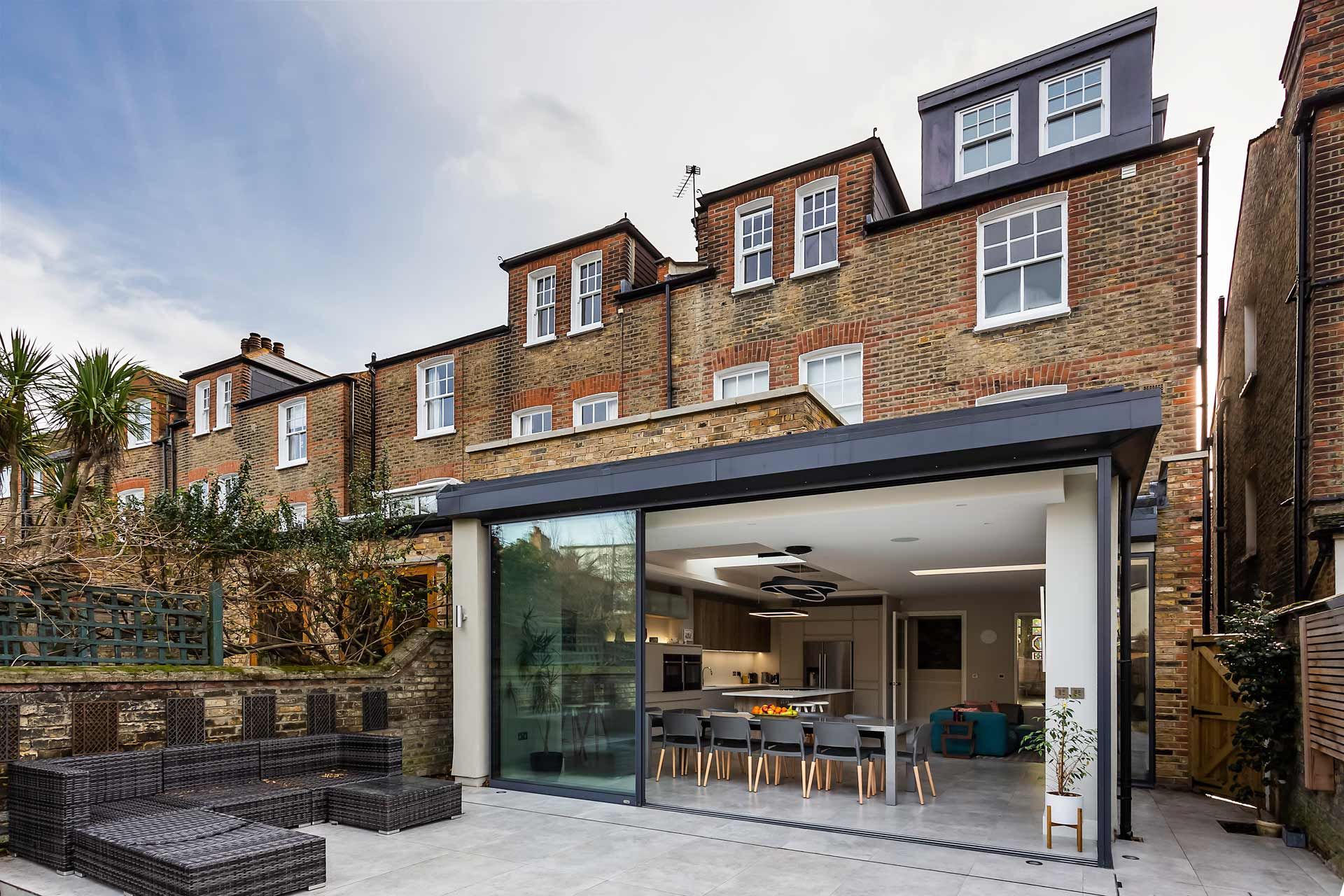 Ritherdon Road Balham Extension And Refurbishment 04