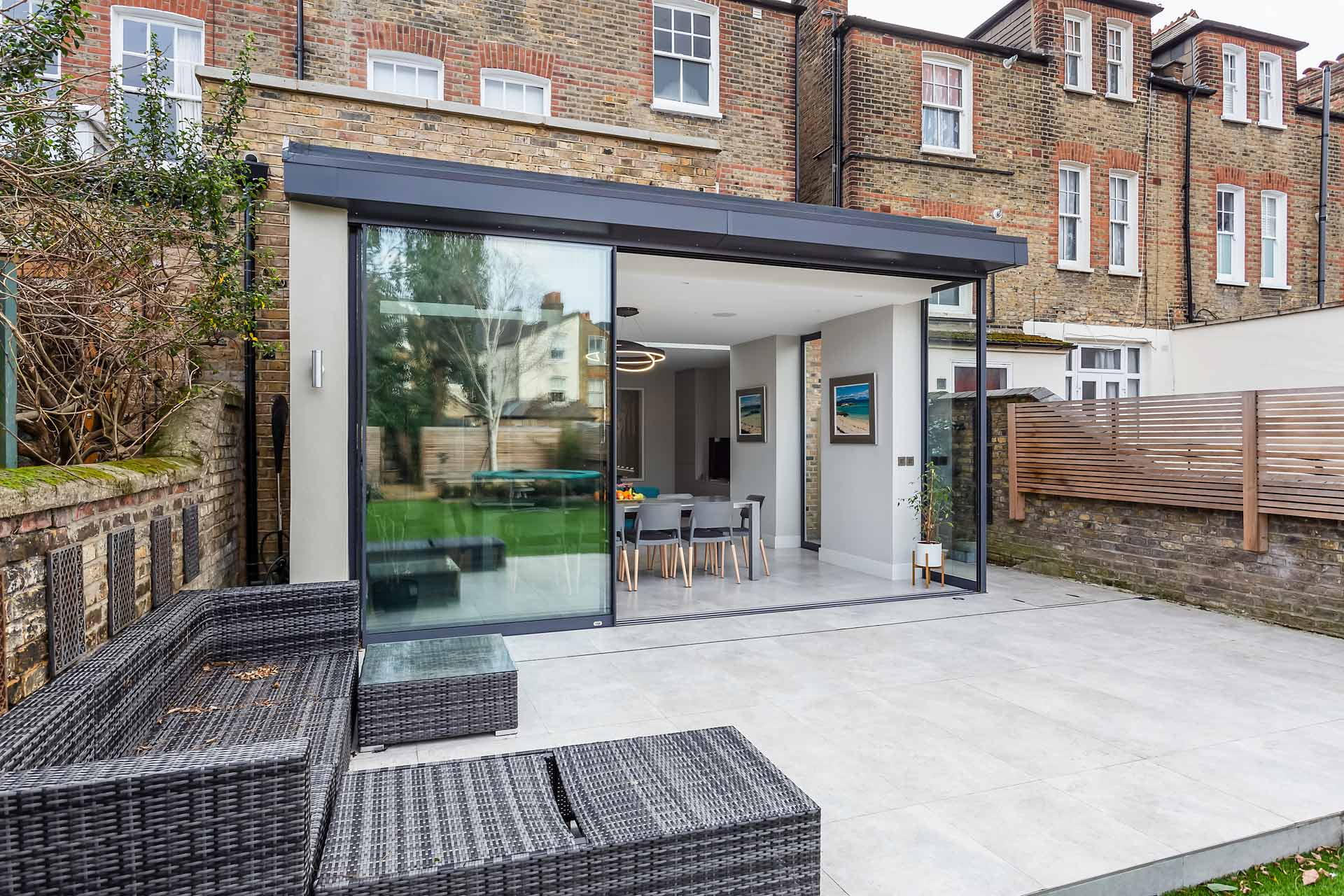 Ritherdon Road Balham Extension And Refurbishment 10