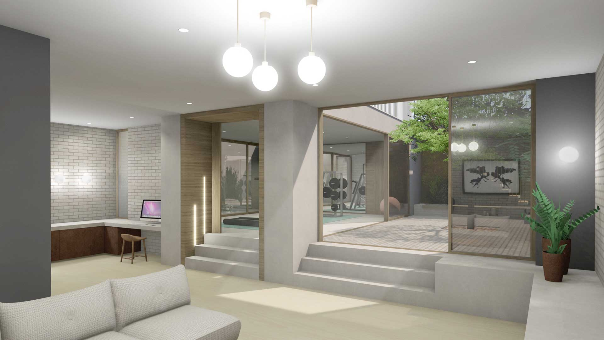 Routh Road Wandsworth Basement Extension 01