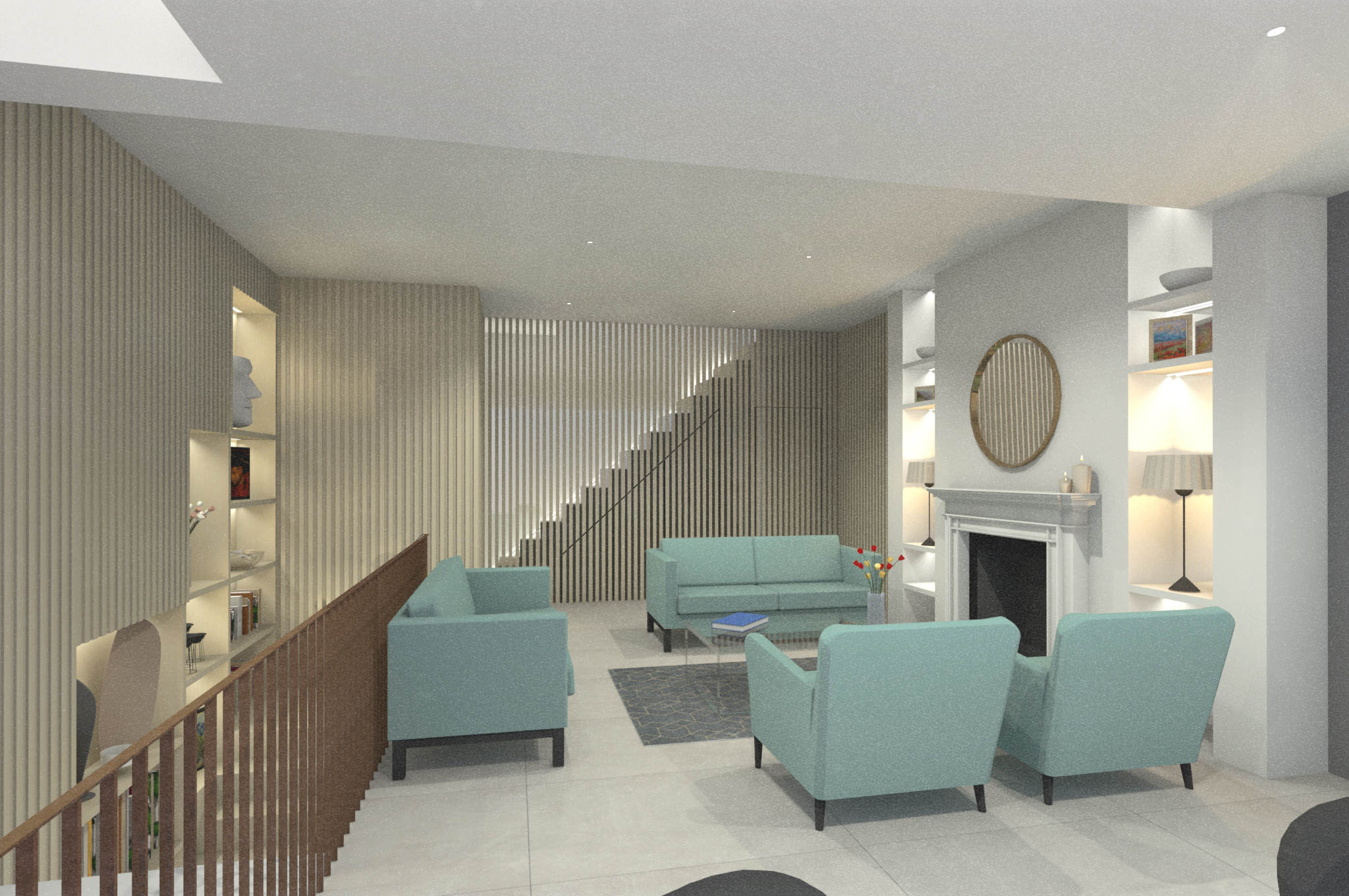 Eglantine Road Wandsworth Internal Reconfiguration 02
