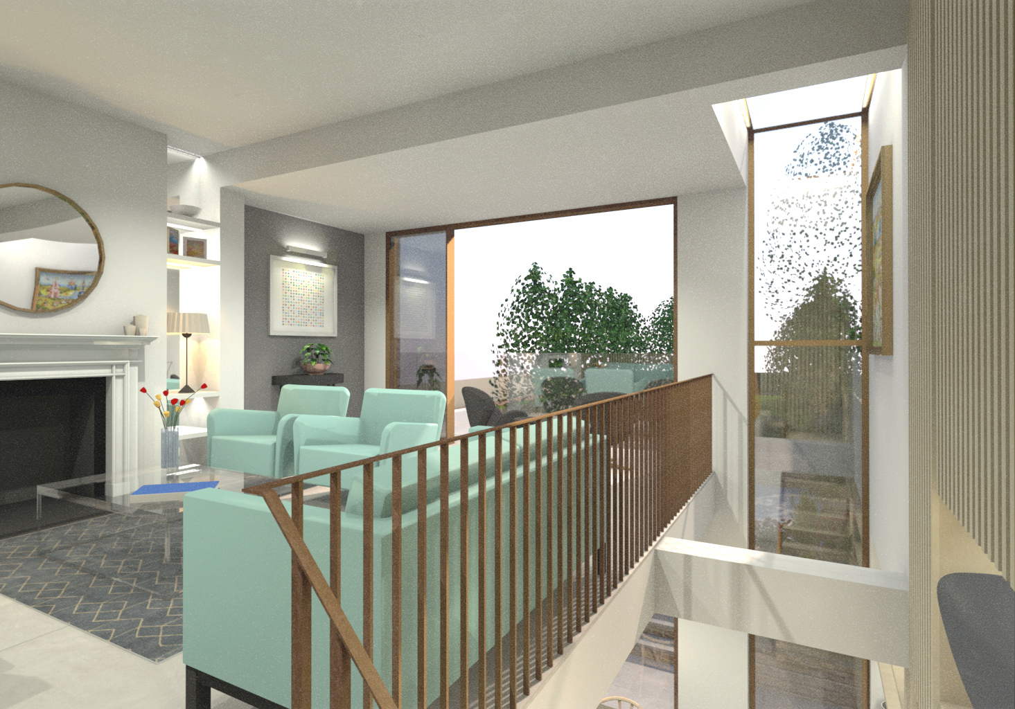 Eglantine Road Wandsworth Internal Reconfiguration 03