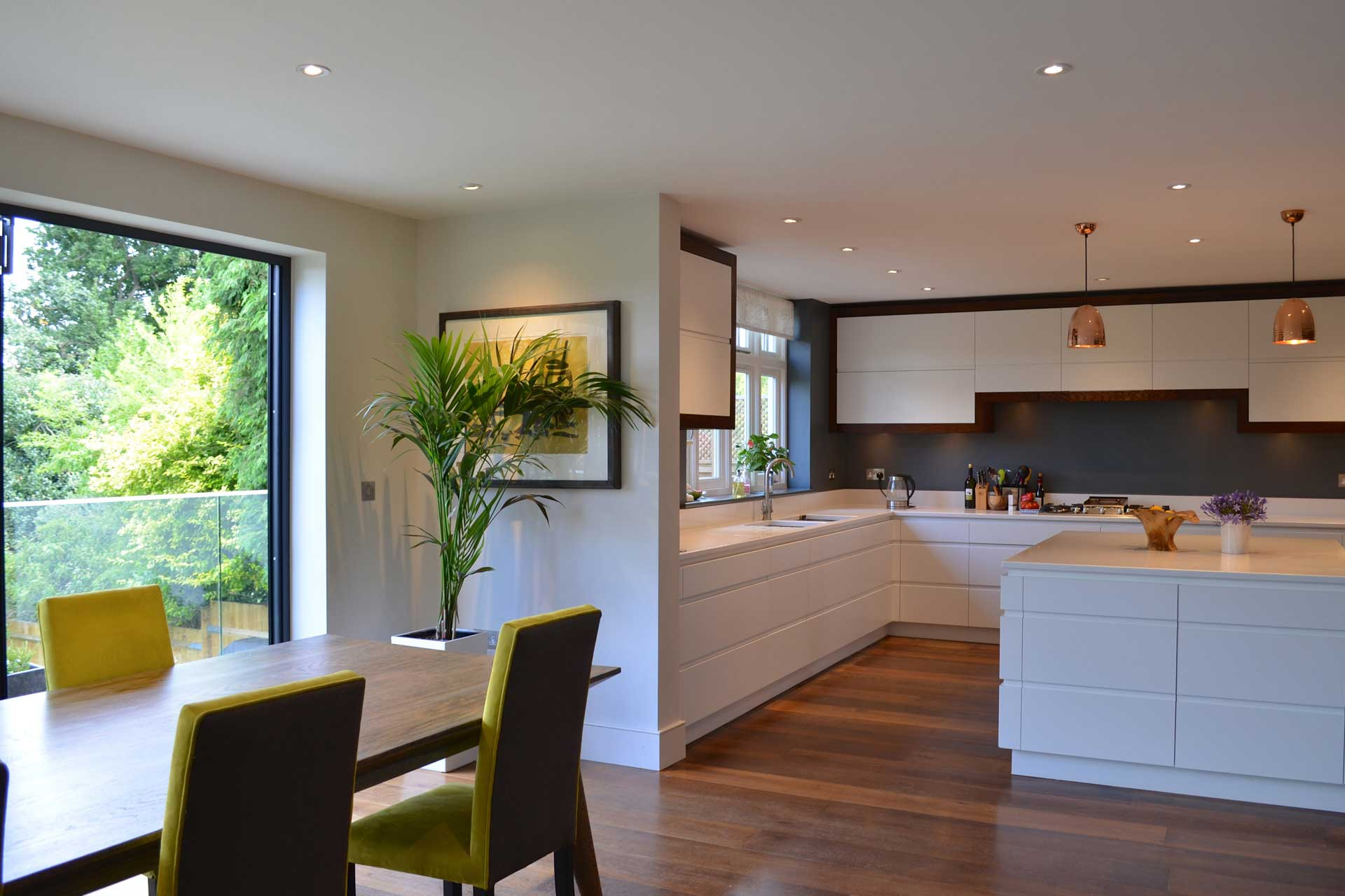 Ernle Road Wimbledon Remodelling, Refurbishing and Extending Of A Detached House 11