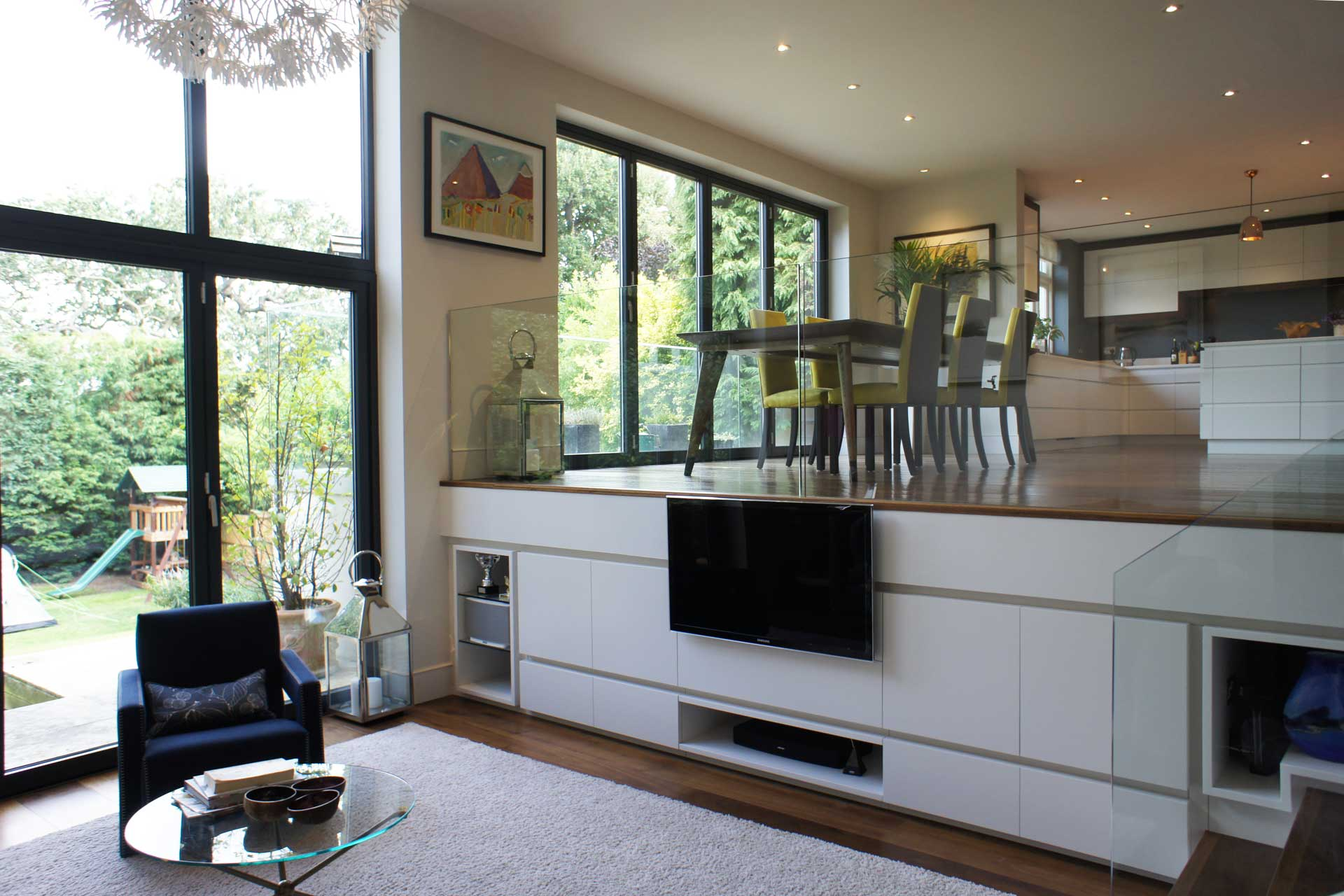 Ernle Road Wimbledon Remodelling, Refurbishing and Extending Of A Detached House 04