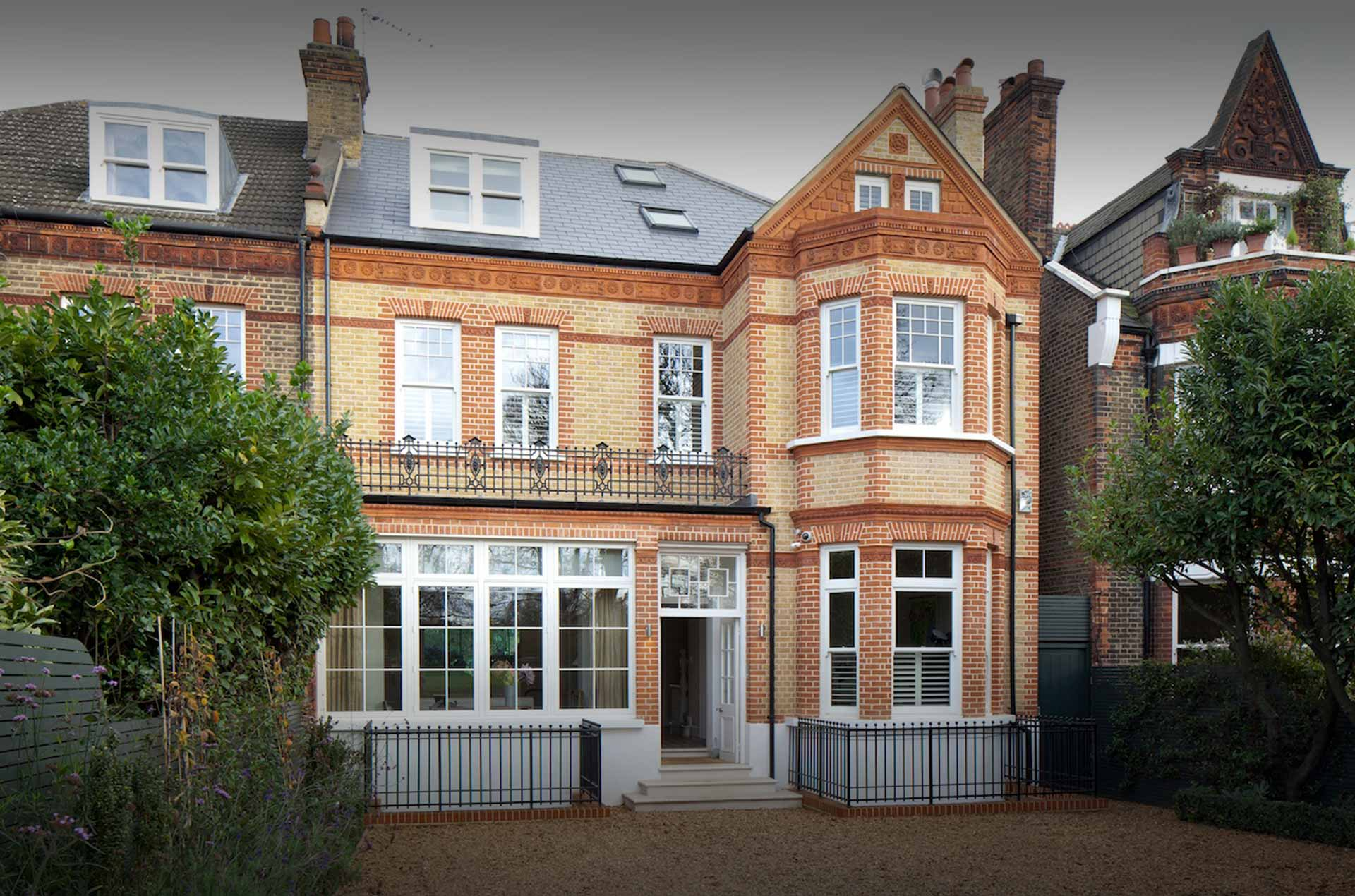 Bolingbroke Grove Wandsworth 2-Storey Extension, New Basement And Full Refurbishment 05