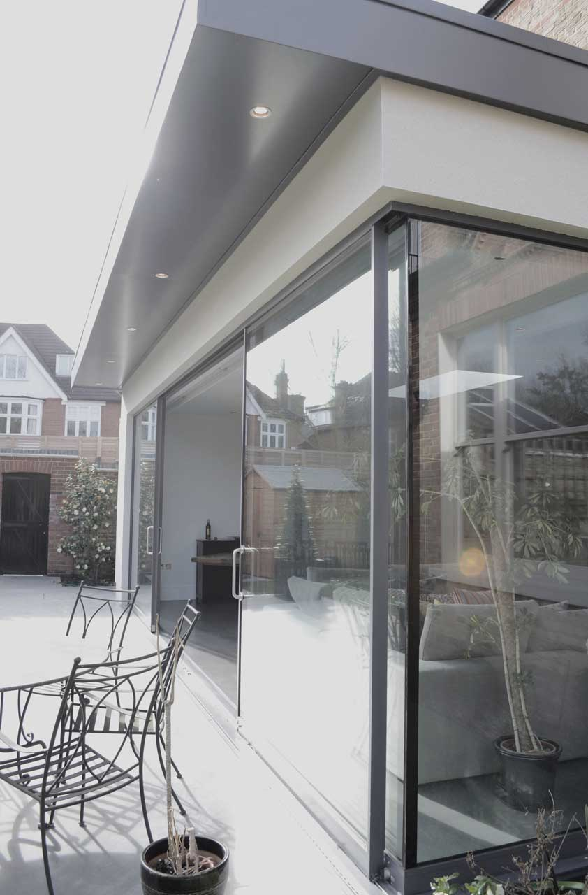 Routh Road Wandsworth 3-Storey Side Extension, Rear Extension and Refurbishment 07